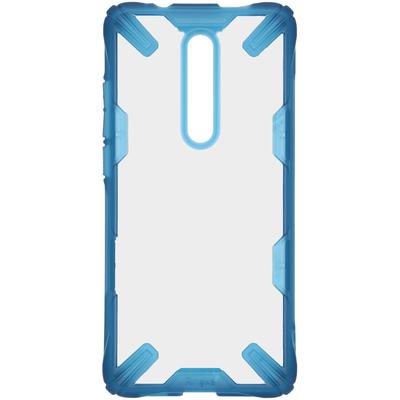 Ringke Fusion X Backcover Xiaomi Mi 9T (Pro) - Blauw - Blauw / Blue Mobile phone case