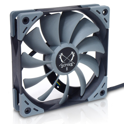 Scythe SU1225FD12L-RD PC ventilatoren
