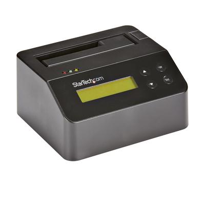 """StarTech.com USB 3.0 Standalone eraser en docking station voor 2.5"""" en 3.5"""" SATA SSD/HDD schijven dock met ....."""