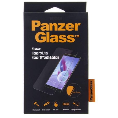 PanzerGlass Huawei Honor9 Lite/9 Youth Edition Edge-to-Edge Screen protector - Transparant