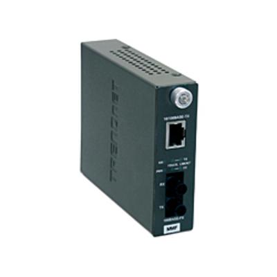 Trendnet media converter: TFC-110MST - Grijs