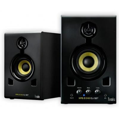 Hercules Speaker: XPS 2.0 60 DJ Set - Zwart