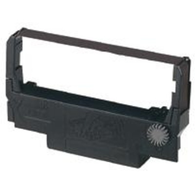 Epson ERC-38 Mini Printer Fabric Ribbon, Black Printerlint - Zwart