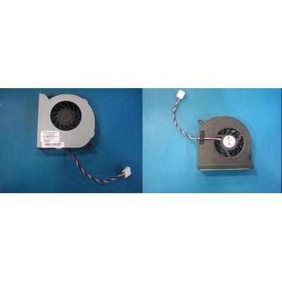HP Blower Main Kona Hardware koeling - Zwart, Zilver