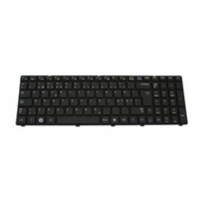 Samsung Keyboard (NORDIC) notebook reserve-onderdeel - Zwart