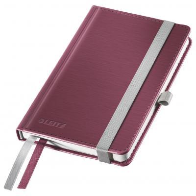 Leitz Style notitieboek Schrijfblok - Rood