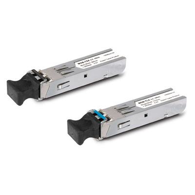 PLANET 1.25 Gbps SFP Module, Up to 550m Multimode, LC Duplex Connector 1000Base-SX Netwerk tranceiver module - .....