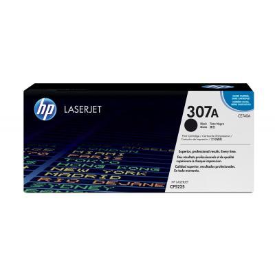 HP CE740A toner