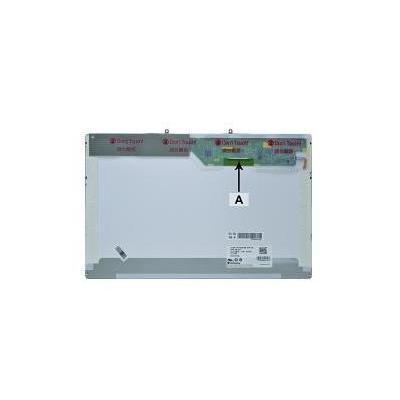 """2-power notebook reserve-onderdeel: 43.434 cm (17.1 """") WXGA+ 1440x900 LED Matte - Grijs"""