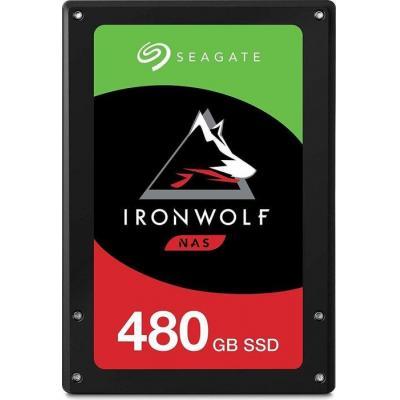 """Seagate IronWolf 110 480GB 3D TLC 2,5"""" SATA SSD"""