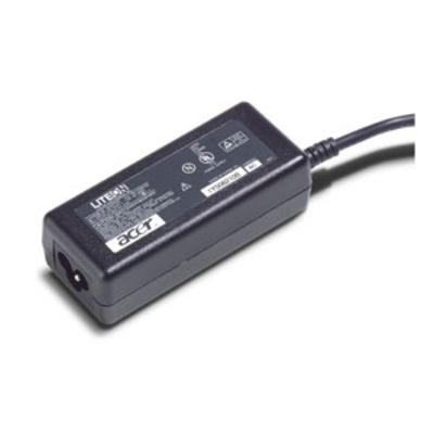 Acer netvoeding: AC Adapter 90W 3Pin  - Zwart