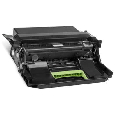 Lexmark 520Z 100K retourprogramma imaging unit Kopieercorona - Zwart
