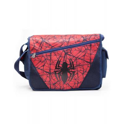 Bioworld tas: Spiderman - The Ultimate Spiderman Logo - Handtas