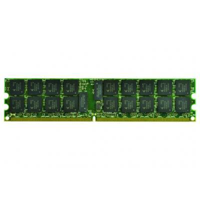 2-power RAM-geheugen: 2GB PC2-3200 400MHz ECC REG 1Rx4 Memory - replaces Y2835