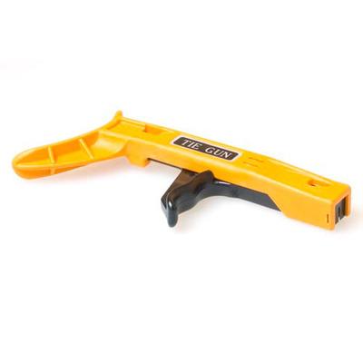 ACT Tie wrap tie gun profesional - Zwart, Geel