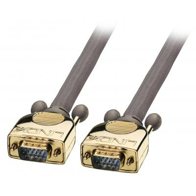 Lindy 30m, VGA - VGA VGA kabel  - Antraciet