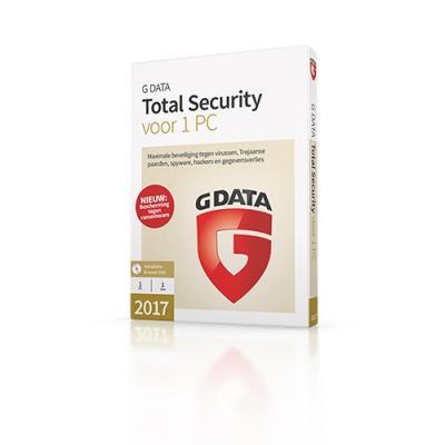 G DATA C1703BOX12001NL algemene utilitie