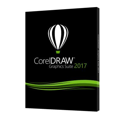 Corel grafische software: CorelDRAW, Graphics Suite 2017 (English)