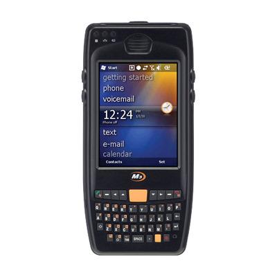 M3 Mobile OX10 - 1G RFID - QWERTY PDA - Zwart