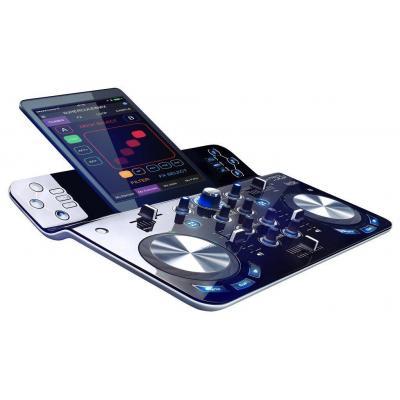 Hercules DJ controller: DJ Control Wave M3 - Zwart