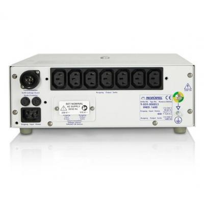 Baaske Medical Isolation Transformer IMEDi 3rd 1500 VA 230/115V Voltagetransformator - Grijs