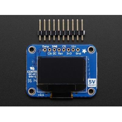 "Adafruit : 2.4384 cm (0.96 "") 128x64 OLED graphic display"