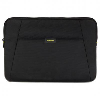 "Targus CityGear 13.3"" Laptop Sleeve compatible with Macbook Pro 13 inch Laptoptas - Zwart"