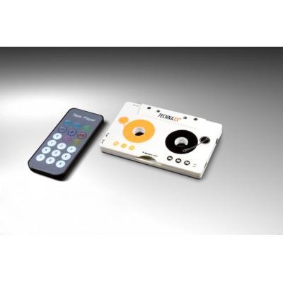 Technaxx MP3 speler: DigiTapeadapter DT-02 - Wit