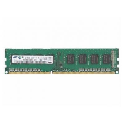 Samsung RAM-geheugen: 4GB DDR3