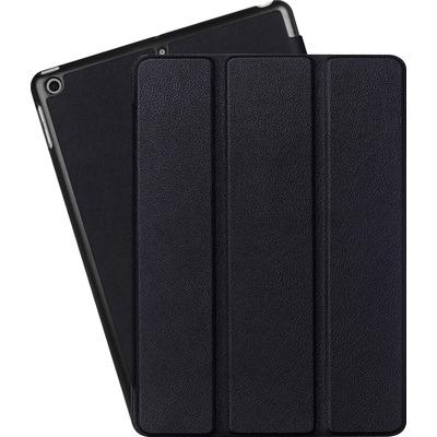 Azuri Ultra thin bookstyle case - zwart - voor Apple iPad 2018 9.7 inch E-book reader case