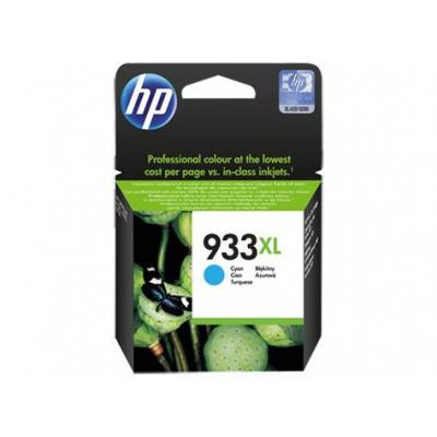 Hp inktcartridge: 933XL - cyaan