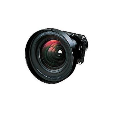 Panasonic ET-ELW03 fixed focus lens Projectielens - Zwart