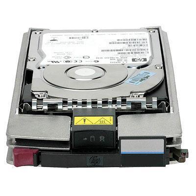 Hp interne harde schijf: 250GB, 10000 rpm, Hot Swap, FATA