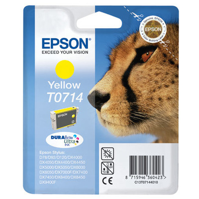 Epson C13T07144011 inktcartridges