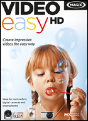 Magix video editor: Video Easy HD (Version 5) (download versie)