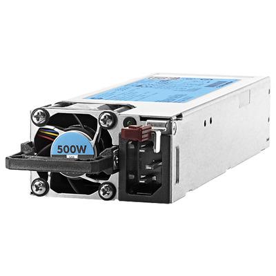 Hewlett Packard Enterprise HP 500W Flex Slot Platinum Hot Plug Power Supply Kit Power supply .....