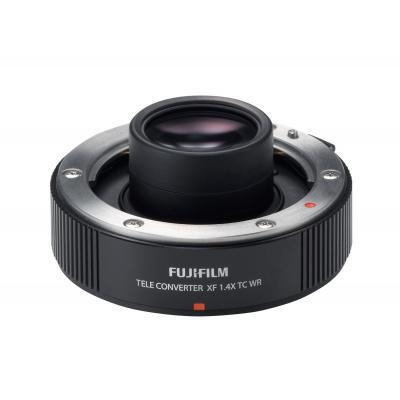 Fujifilm lens adapter: XF1.4X TC WR - Zwart