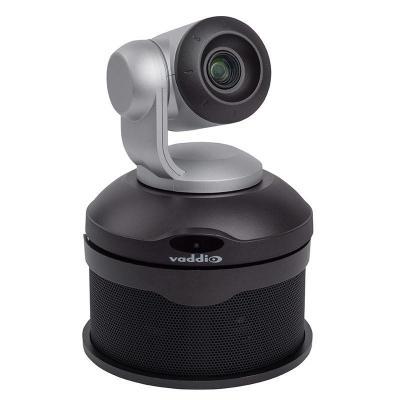 Vaddio videoconferentie systeem: ConferenceSHOT AV Bundle – Huddle - Zwart, Zilver