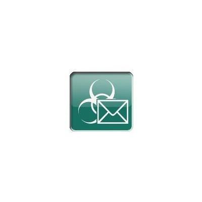 Kaspersky Lab Security for Mail Server, 15-19U, 2Y, RNW Software
