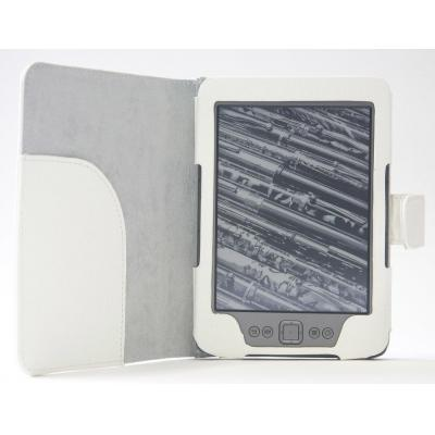 Odyssey e-book reader case: beschermhoes wit