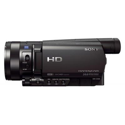 Sony digitale videocamera: HDR-CX900E - Zwart