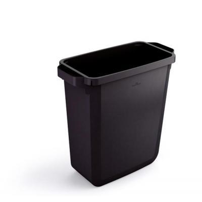 Durable prullenbak: DURABIN 60 - Zwart