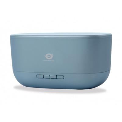 Conceptronic BABYLON Wireless Bluetooth Speaker, Bluetooth 2.1, DC 5V, 5W * 2, 60-18000 Hz, Blue Draagbare .....