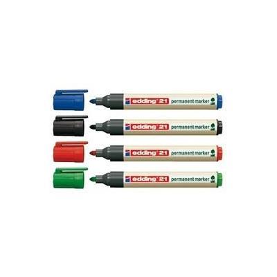 Edding markeerstift: EcoLine 21 - Multi kleuren