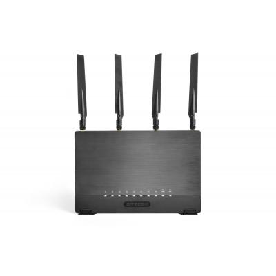 Sitecom : WLR-9500 AC2600 High Coverage MU-MIMO Wi-Fi Router - Zwart, Grijs