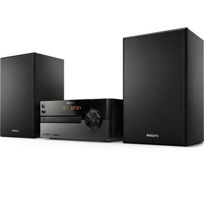 Philips Micromuzieksysteem BTB2515/12 Home stereo set - Zwart