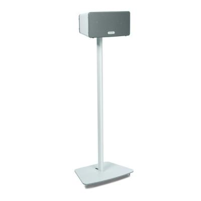 Flexson speakersteun: Floorstand for SONOS PLAY:3, White, Single - Wit