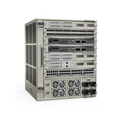 Cisco netwerkchassis: Catalyst 6807-XL - Grijs
