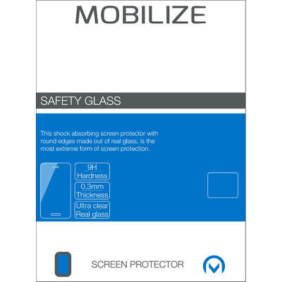 Mobilize Safety Glass, For Samsung Galaxy Tab E 9.6 - Transparant