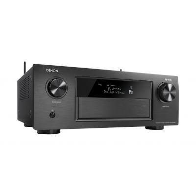 Denon reciever: AVR-X4400H - Zwart
